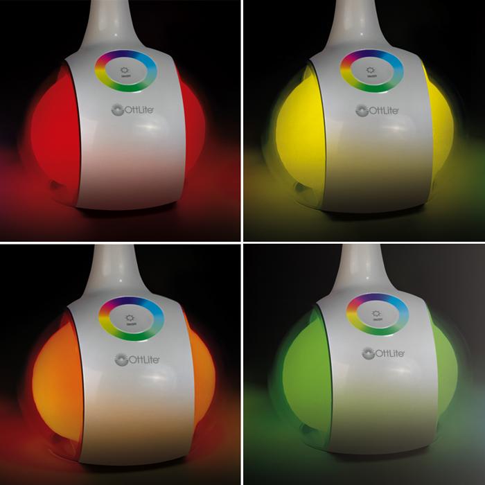 Ottlite Led Desk Lamp With Color Changing Base Tools For