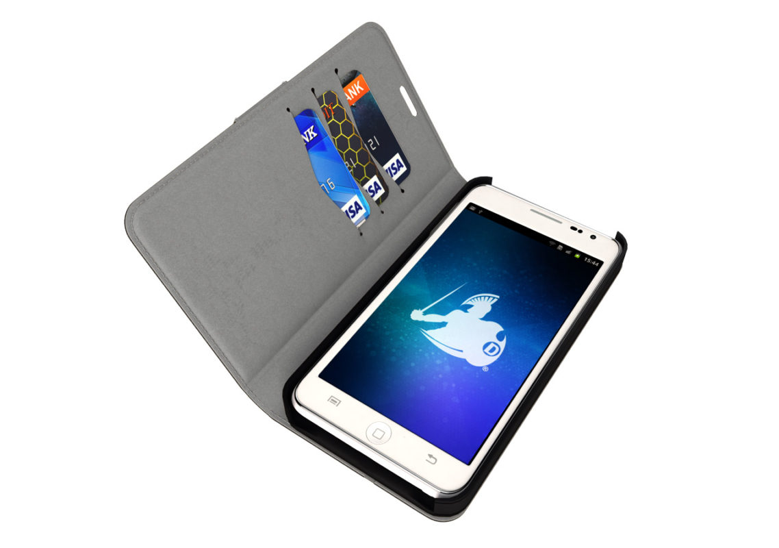 best service b2532 80421 DefenderShield® Cell Phone Radiation Protection & RFID Blocking Wallet Case